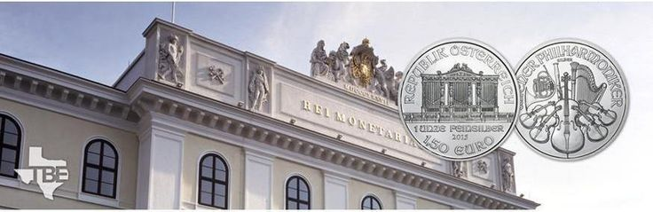 Discover a special addition of traditional silver coins,  the Austrian Philharmonic (silver coins) at incredible price range. Buy silver Vienna philharmonics silver coins now! Call at (855) 927-5557 or Visit at http://bit.ly/2c32yx2