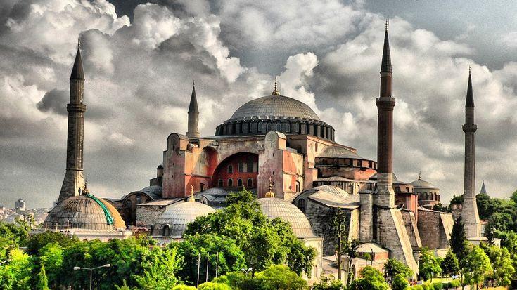 Ayasofya / Hagia Sophia (İstanbul)