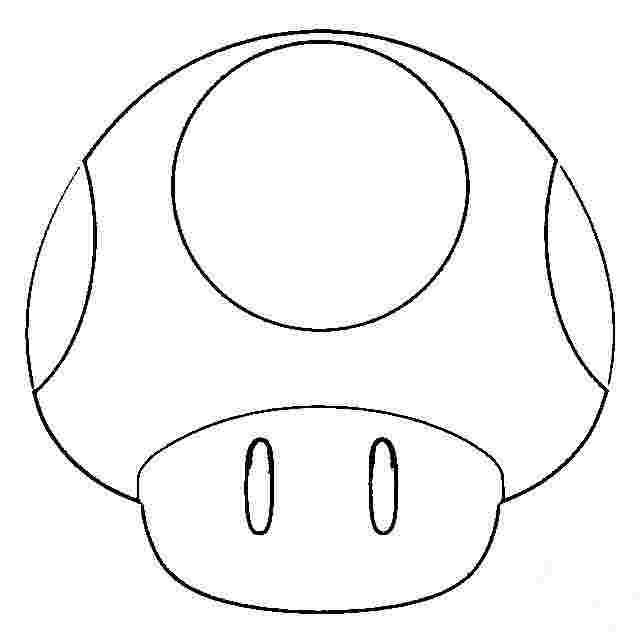 Coloring pagejpg Super mario bros Toad Stylish Ideas Pinterest