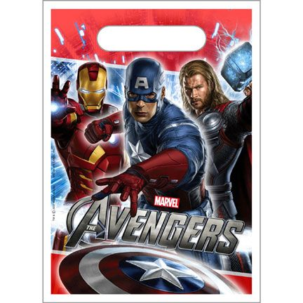 The Avengers Party Bag!