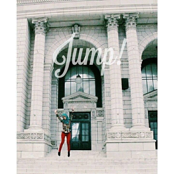 Jump!  Location : Universal Studios Singapore