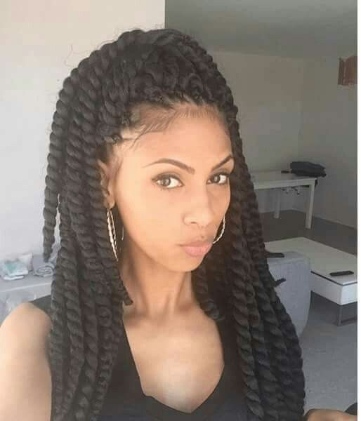 Benefits Of Crochet Box Braids : 1000+ images about Two strand twist hairstyles on Pinterest Mini ...