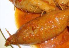 Encornets farcis - Recettes - Cuisine française