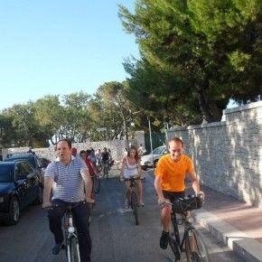 FESTA DEL SACRO CUORE: BENEDIZIONE BICICLETTE, MOTOCICLI E AUTOVETTURE