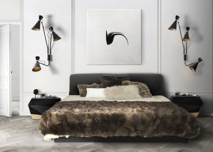 Day 2 Inspiration Week – A Selection of 15 Bedroom Design Ideas That Will Make You Sleep Better