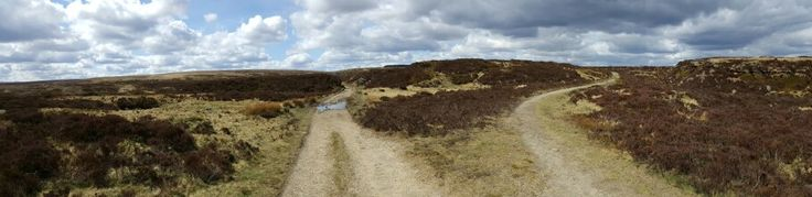Looking towards Holme Moss Holmfirth