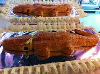 Resep Membuat Roti Buaya Tradisional Betawi - Catatan Membuat Kue