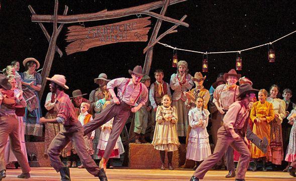 Oklahoma Broadway Show | Oklahoma! | Music Theatre of Wichita Broadway Rentals