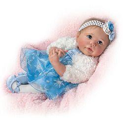 Sabrina So Truly Real Baby Doll - Realistic Baby Dolls