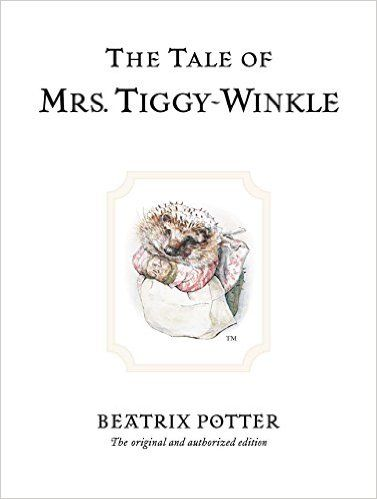Amazon.com: The Tale of Mrs. Tiggy-Winkle (Peter Rabbit) (9780723247753): Beatrix Potter: Books