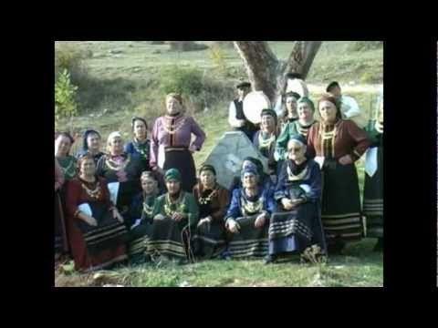 Πάω να βρω βασιλικό (Επισκοπή Ημαθίας) - Μακεδονικά τραγούδια - YouTube
