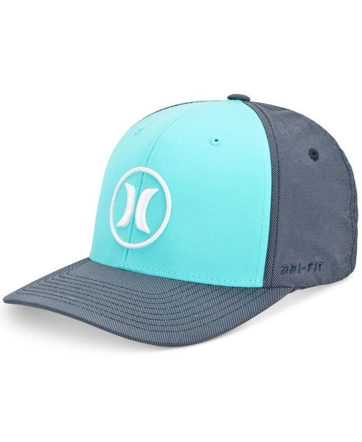 Let your relaxed casual look shine with this Bali hat from Hurley, featuring Dri-Fit fabric and puff logo embroidery at the front for enhanced comfort and style. | Nylon/polyester/spandex | Hand wash