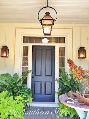 Best 25+ Front porch lights ideas on Pinterest | Front porch ...