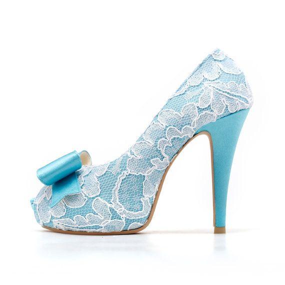 1000  ideas about Blue Wedding Heels on Pinterest | Royal blue ...