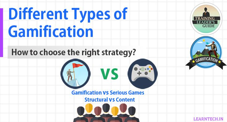 Different Types of Gamification-How to Choose the Correct Strategy?  #gamification #E-learning In India #E-learning companies in India #Corporate Training, Business Development, Custom E-learning, L&D, Learning and Development, Organization Development, Employee Development #Learning & Development #Capability #learning design studio #Learn Tech