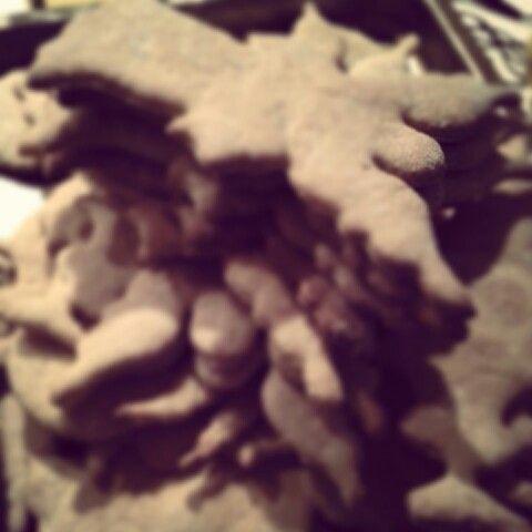 Angel Christmas cookies