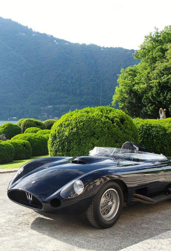 Maserati 450 S Roadster Fantuzzi 1956.