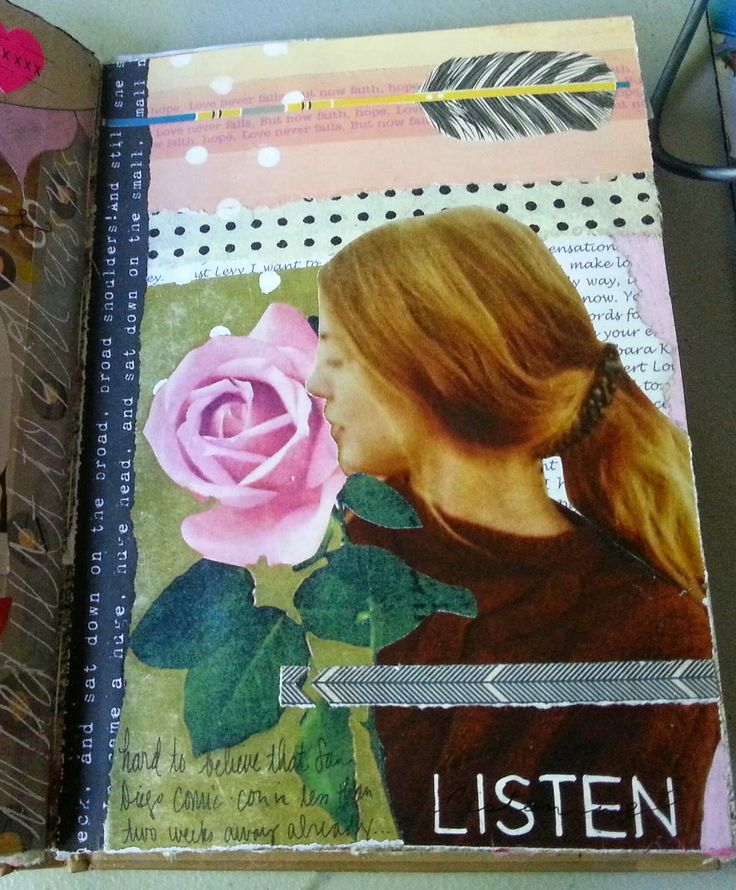 Kelly Kilmer Artist and Instructor: 11 July 2014 Journal Page