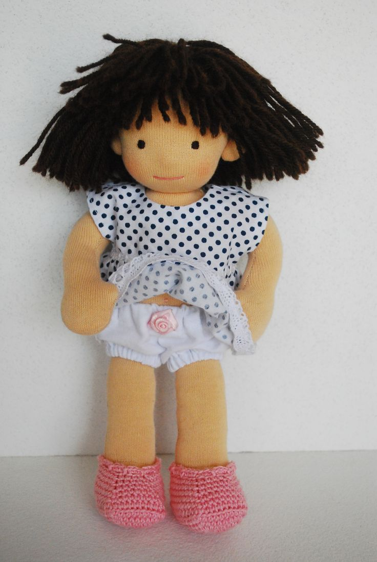 Katie, waldorf  doll by DollcraftStudio https://www.etsy.com/listing/535052709/hand-made-waldorf-doll-fabric-doll-cloth?ref=shop_home_active_1