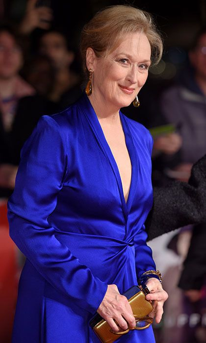 "MERYL STREEP  During a panel conversation with directors Ava DuVernay and Sharmeen Obaid-Chinoy, the Hollywood legend and ally of Patricia Arquette — she gave a standing ovation during Patricia's groundbreaking Oscar speech — defined the version of feminism that she developed for herself early in life: ""I wanted to be Tom Sawyer, not Becky."""