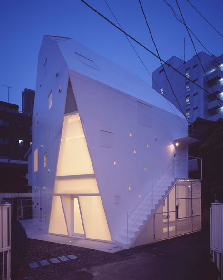 sorte house • alx • shibuya lightbox house