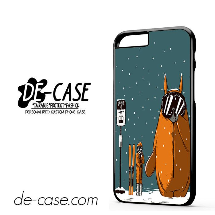 My Neighbor Totoro Wait Snow Want Sky DEAL-7553 Apple Phonecase Cover For Iphone 6 / 6S