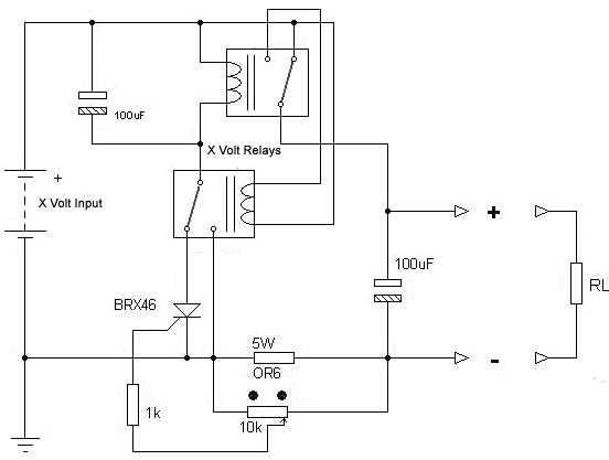 circuit universal battery charger circuit electronic circuit