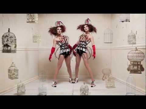 Karma B. + Stefania D'Alessandro   Drag queen make-up step by step photos