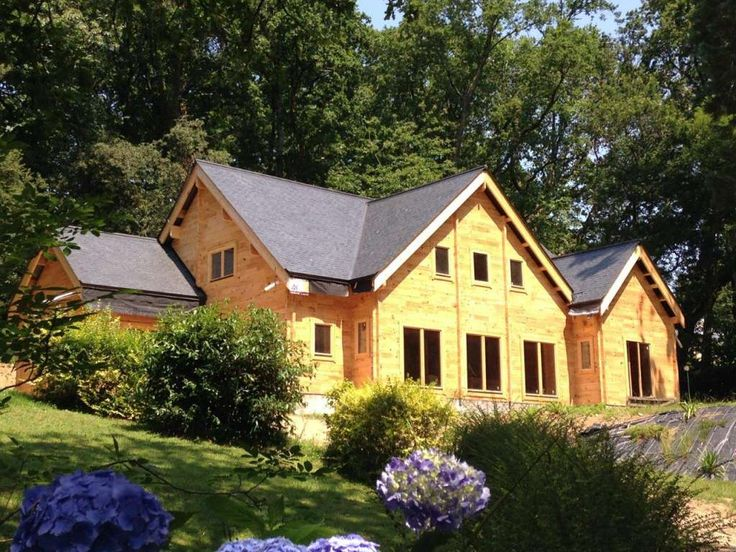 16 best Timber frame houses images on Pinterest Logs, An eye and