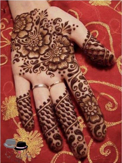 Easy Henna Patterns