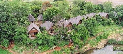 Unwind at  Hippo Hollow Country Estate - Mpumalana