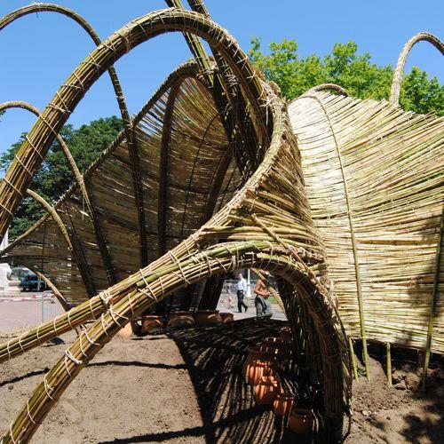 Bilbao jardin 2011 pinterest bamboo canes and for Jardines 6 bilbao
