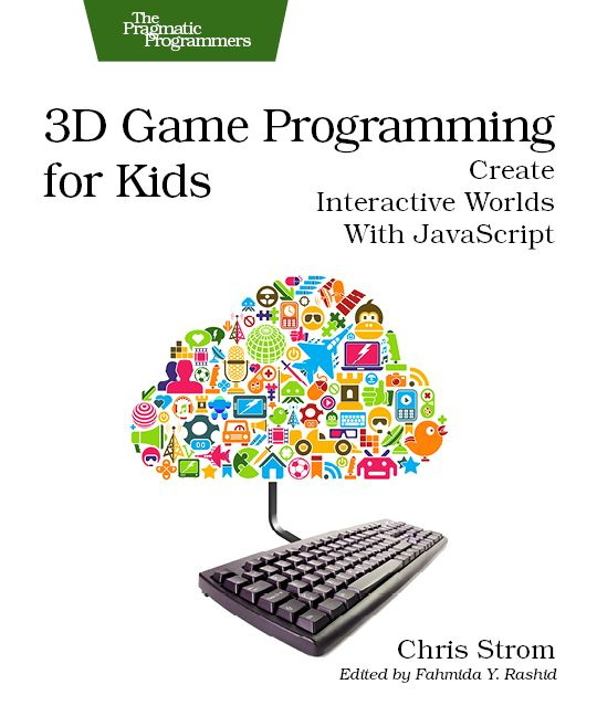 Cover Image For 3D Game Programming for Kids...