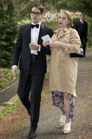 スカーレット・ヨハンソン、極秘で結婚していた!?