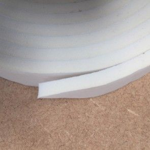 Perfect fit blind foam tape