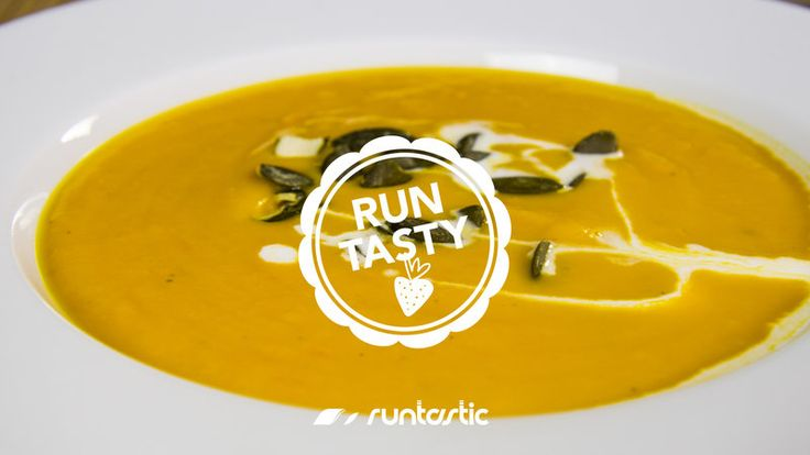 Vegan Pumpkin, Sweet Potato & Coconut Soup