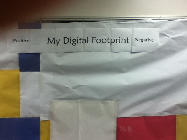Teaching Students About Their Digital Footprint (or How Do You Know This About Me) - great article explaining how teachers and coaches could address this with students.