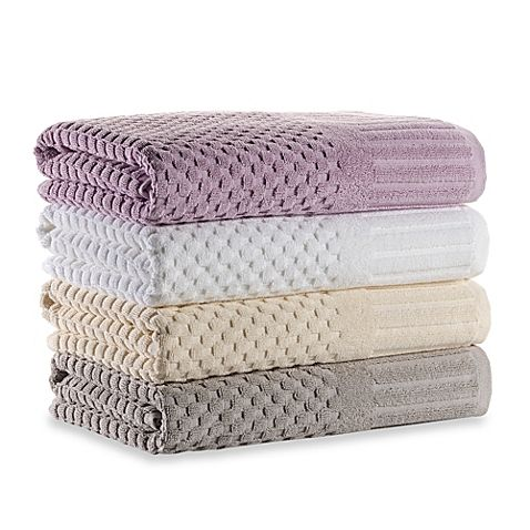 Best Jacquard Towels Solid Dyed Images On Pinterest Bath - Luxury bath towel sets for small bathroom ideas