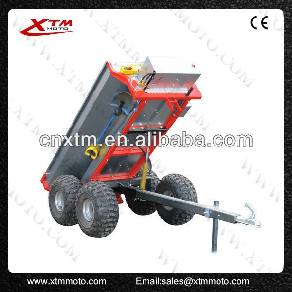 800 galvanized/pump/farm/cargo/ATV/roof rack trailer