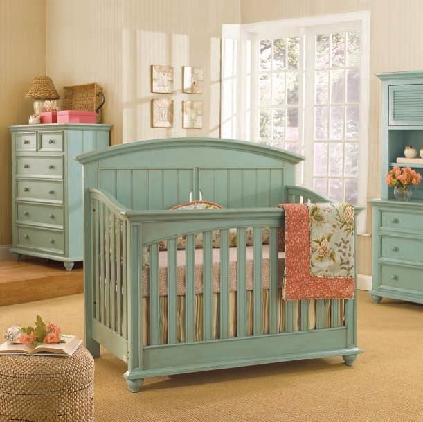 LOVE this color for baby room furniture... just really thought it was cute, does NOT imply any untold secrets!