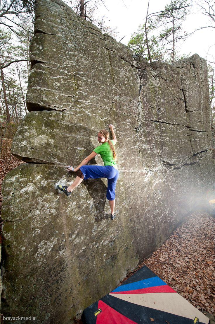 Guidebook Review: Rocktown - Rock Climbing & Bouldering Gear
