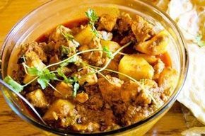 Cape Malay Green Mango Atjar Recipe