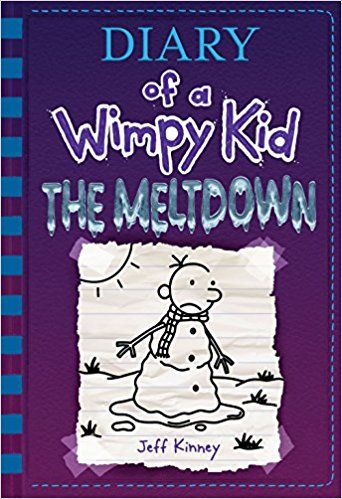 Diary of a Wimpy Kid - a book on Funbrain
