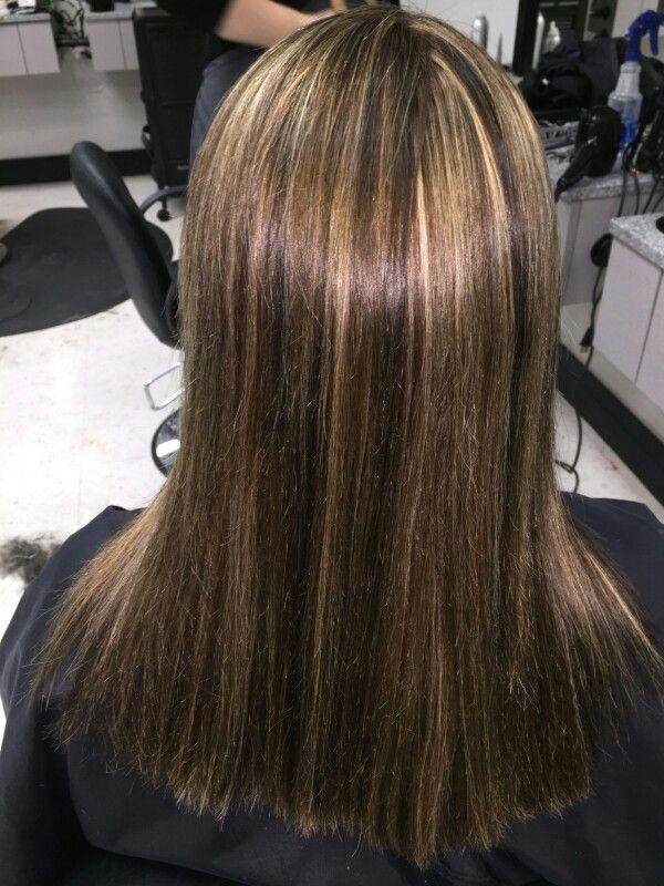 Hair Colour Light Ash Brown