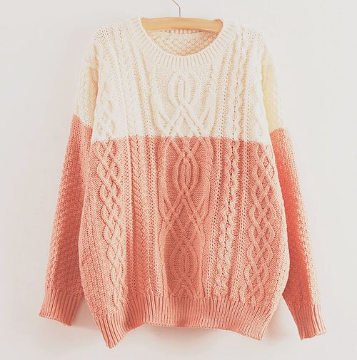 Best 25  Color block sweater ideas on Pinterest | Knits, Knit ...