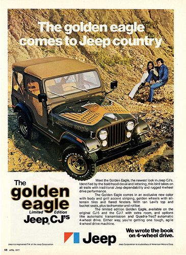 golden eagle jeep - Google Search