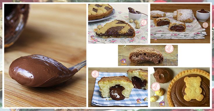 COME FAR RIMANERE LA NUTELLA MORBIDA IN TORTE CROSTATE BISCOTTI