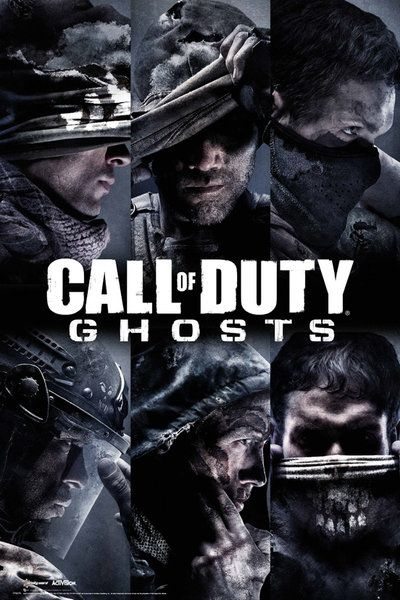 Call Of Duty Ghosts - encore mais ses pour les jeune qui aime call of duty ooouuueee