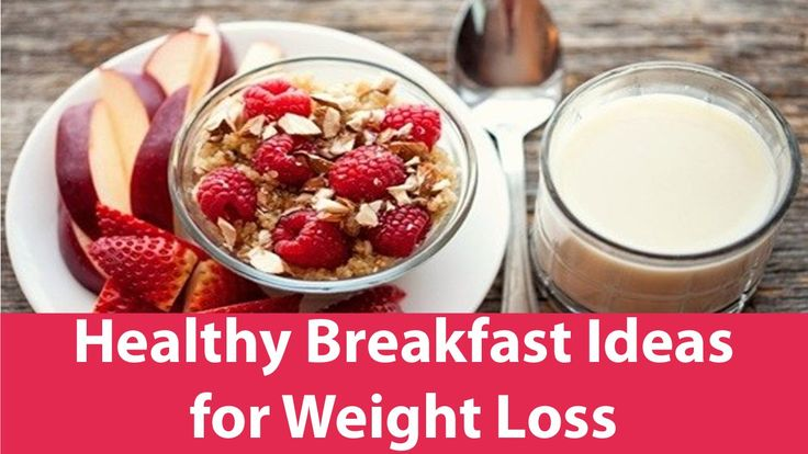Healthy Breakfast Ideas for Weight Loss | Use This Easy Recipe For Quick...