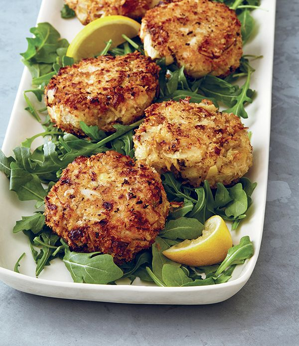 Heart of Palm and Artichoke Cakes from Veganize It by Robin Robertson